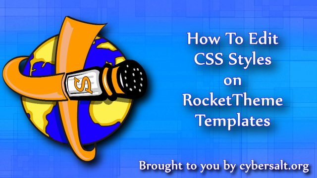 ss editing css files in rockettheme templates