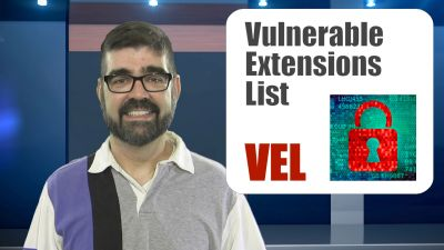 ss joomla vulnerable extension list vel